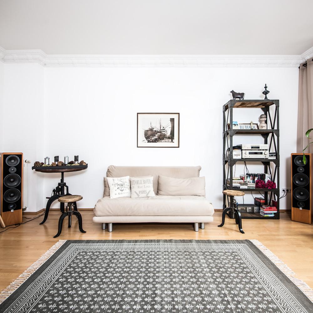 Interiorfoto für den Immobilienmarkt